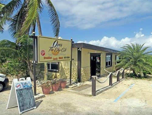 Restaurants that serve lionfish in Grand Cayman. Over The Edge