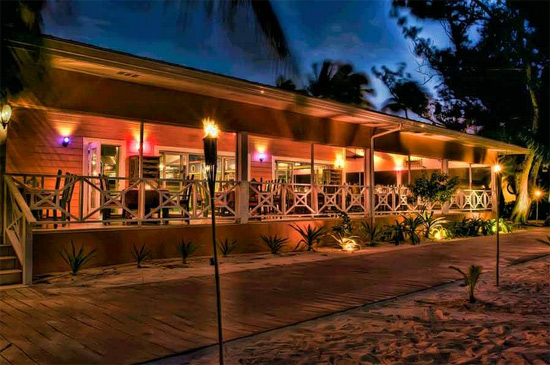 Restaurants That Serve Lionfish In Grand Cayman Rum Point Restaurant